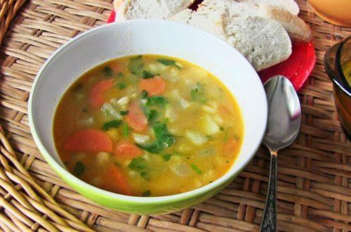 zupa jarzynowa, jarzynowa z kalarepą
