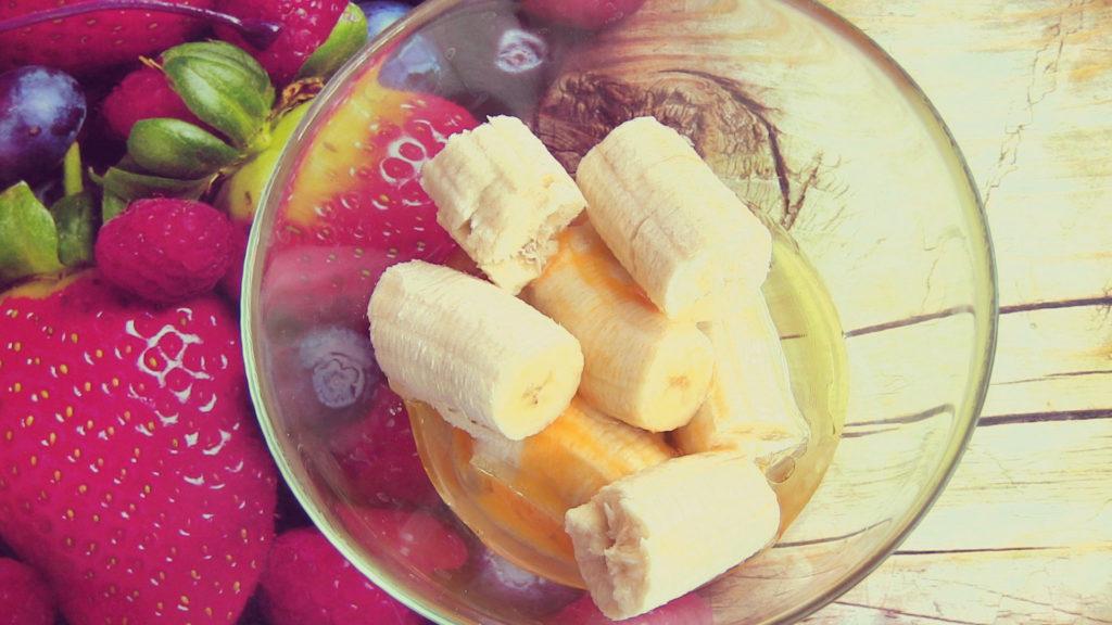 banany na chleb bananowy